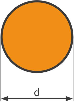 GFK Rundstäbe Durchmesser